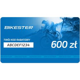 Bikester Karta upominkowa, 600 zł